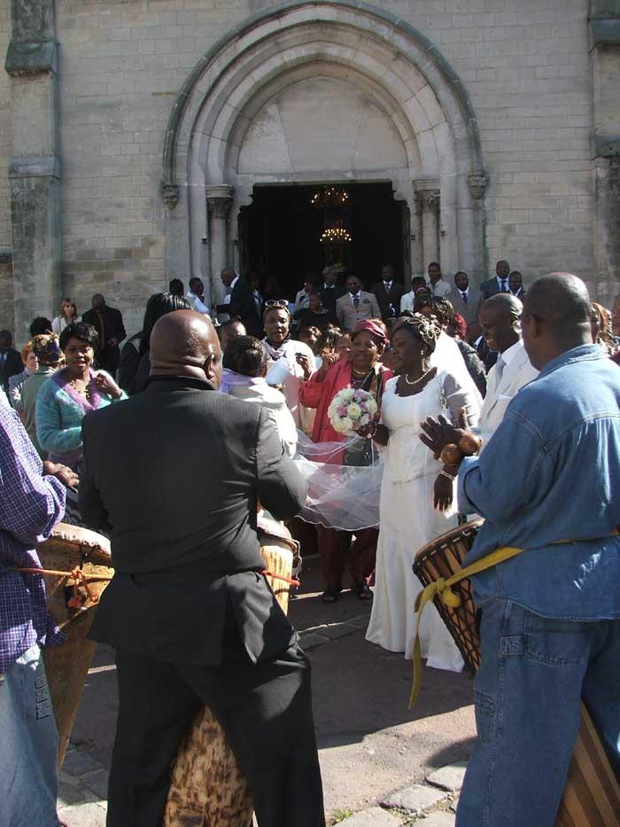 Mariage à Bondy Sud