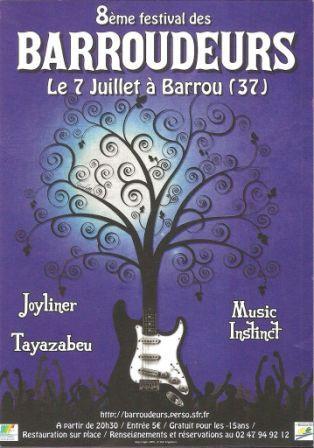 Le festival des Barroudeurs 2012