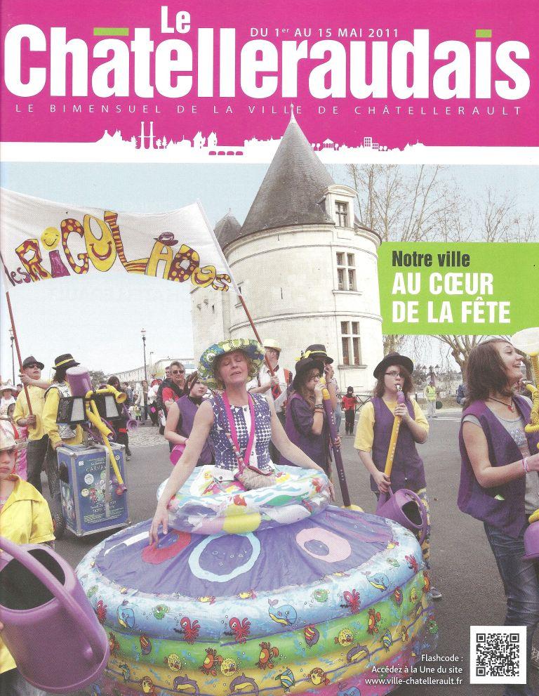 Véro le retour à Châtellerault