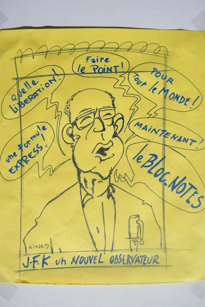 Jean-François Kahn et les excellents journaux