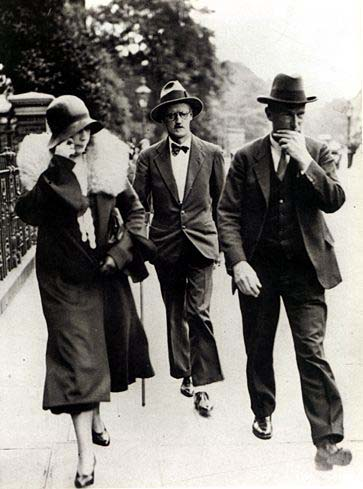 Les noces de James Joyce