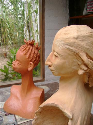 La mulata y la amazonica