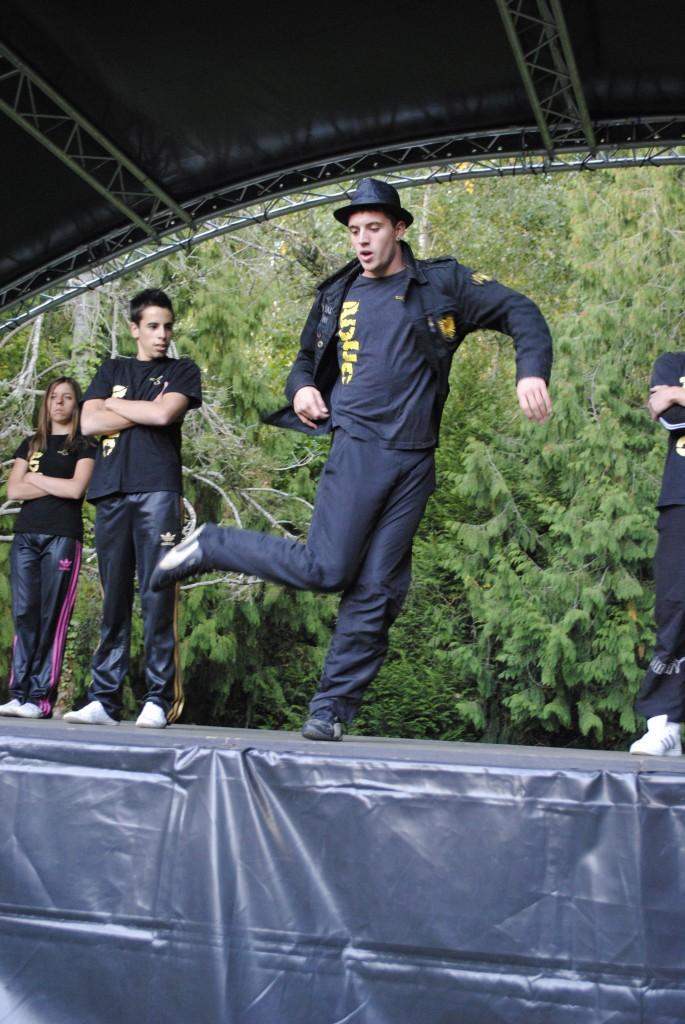 Le mouvement de la résistance : la danse !
