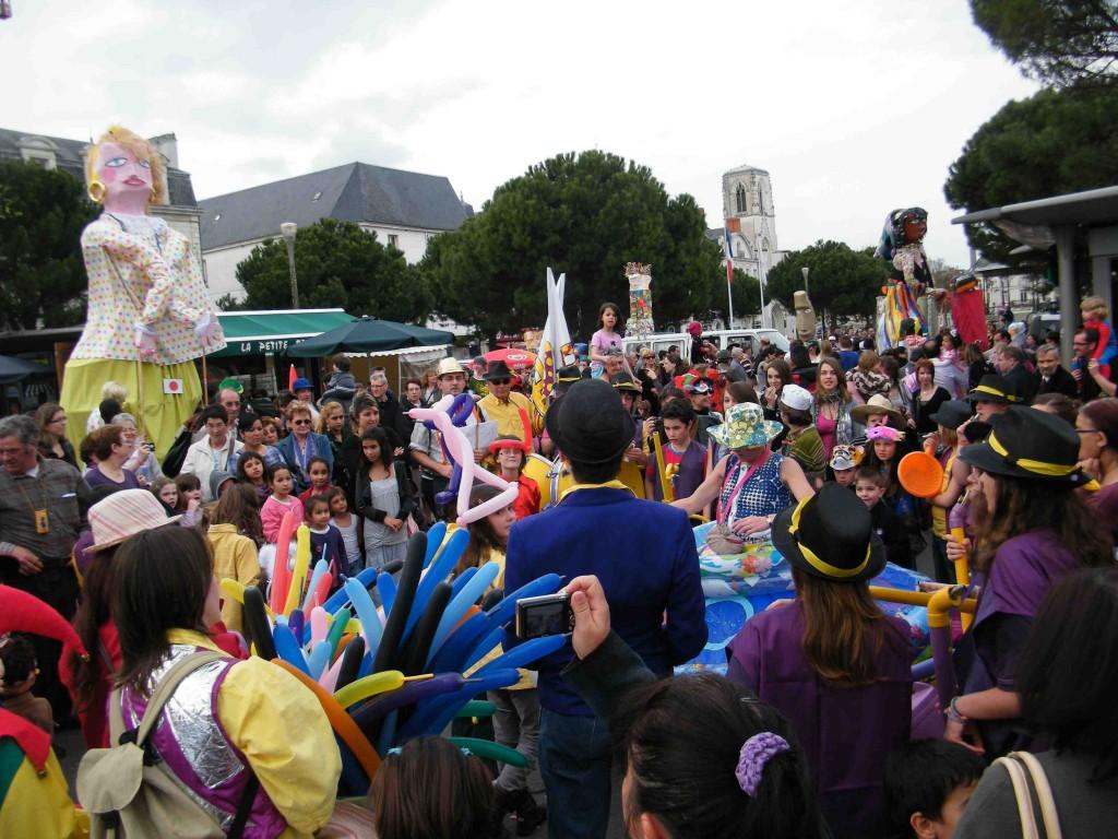 les couleurs du carnaval