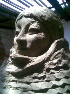 Mujer del Monte