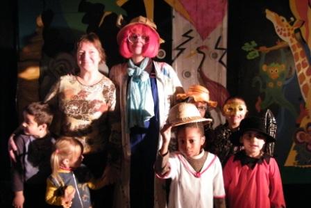 Une famille de Coeur, Miro, Françoise, les enfants