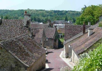 Grand Pressigny Rue du Four Banal