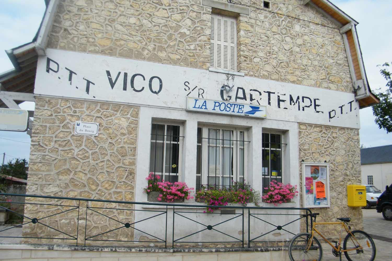 La Poste de Vicq