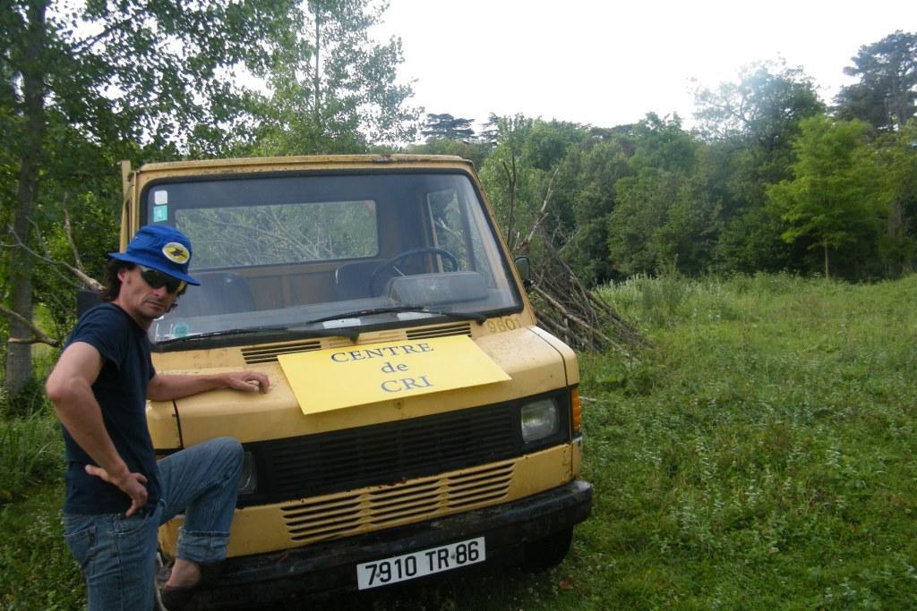 En voiture pour le safari !