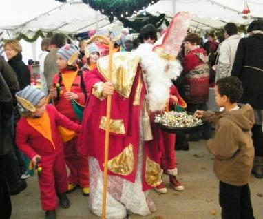 Saint Nicolas, protecteur des enfants
