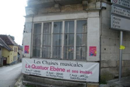 Facteur Vicq-sur-Gartempe